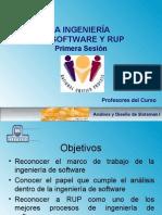 La Ingeniera de Software y Rup3642