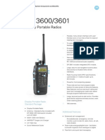 Motorola Mototrbo Dp3600 Dp3601 g