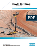 Blasthole Drilling in Open Pit Mining