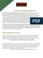 IFIP Sponsorship