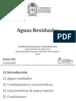 Clase 02 Características aguas residuales 27-02-2014 (1)