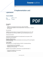 QA-PI Technical Implementation and Operation