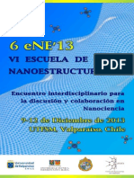 VI Escuela de NanoEstructuras