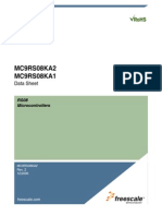 Mc9rs08ka2 Mc Freescale