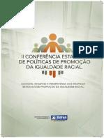 Relatorio Da II Conferencia Estadual(1)