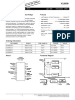 Icl8038 Precision Waveform Generator