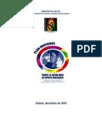 Plan de Igualdad de Oportunidades 2008