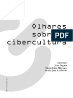 2012. SEGATA, J.; MÁXIMO, M. E.; BALDESSAR, M. J. Olhares Sobre a Cibercultura - E-Book