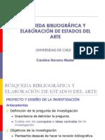 BÚSQUEDA BIBLIOGRÁFICA - ESTADO DEL ARTE-1