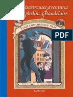 Snicket,Lemony [Orphelins Baudelaire-01] Tout Commence Mal... (1999) Jeunesse .A