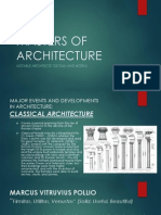 Masters of Architecture (1)