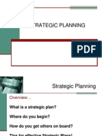 Strategic Planning What is a Strategic Plan1775
