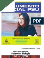 PSU Proceso de Admision 2006 Parte II