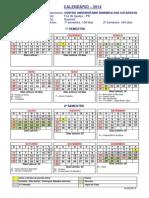 Calendar i o Anual