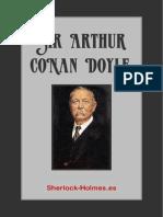 Sir Arthur Conan Doyle - Entrega 5