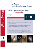 The Next Space Race - Competition