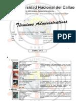Terminos Administrativos Trabajo Grupal