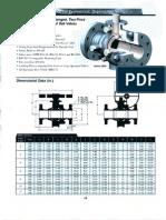Catalogo Valvula Pbv Trunnion