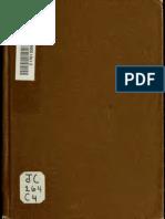 Chamberlain, Houston Stewart - Politische Ideale (1915)