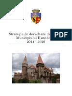Strategia de Dezvoltare a Municipiului Hunedoara 2014-2020