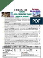3) 6h5m Macau Shenzhen Hkg