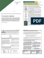 Newsletter 10 2009