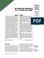 Articulo Ingles Fluorosis Dental