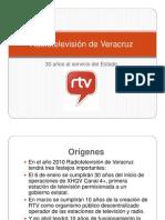30 años de Radiotelevisión de Veracruz