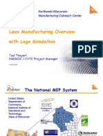 Lean Manufacturing Overview With Lego Simulation