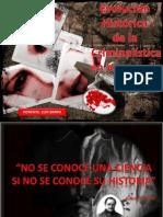 EVOLUCION DE LA CRIMINALISTICA EN VENEZUELA.pptx