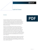 Dolby Atmos Whitepaper