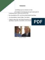 WEBQUEST monografia