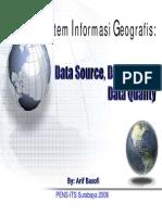 Week 03 - Sumber Dan Tipe Data GIS