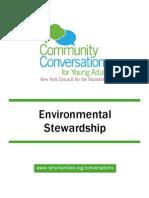 CCYA Environmental Stewardship