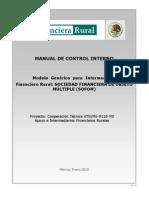 9 Manual de Control Interno