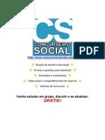 Questões Comentadas de Língua Portuguesa do Cespe
