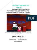 Plan de Trabajo Cpvc 2014 - Mdq.