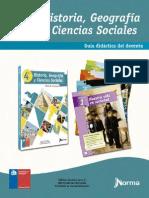 Texto Del Docente 4_ Historia, G y C,S. 2014 PDF