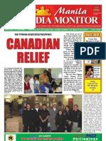 Manila Media Monitor -- OCTOBER 2009
