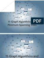 11-Graph Algorithms and MST