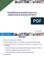 2010_02 ASBA_ Chile_ Consideraciones generales para una implementación práctica del Pilar II_publicable