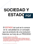 Power Sociedad y Estado