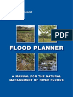 Flood Planner Wwf(1986)