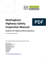 Notts Hway Insp Safety Manual Uk(2009)