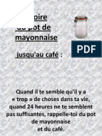 Le Pot de Mayonnaise