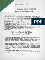 Esclavos y señores en la sociedad colombiana del siglo XVIII