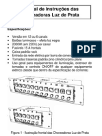 Manual das Chaveadoras - Luz de Prata