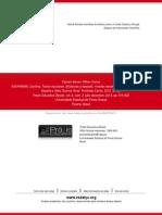 2013 - Textos escolares, dictaduras y después - Resenha Práxis  - W. C. C. BAROM