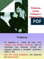 3. Violencia contra criança