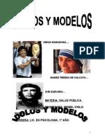 Idolos y Modelos.....